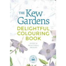 The Kew Gardens Delightful Colouring In Book