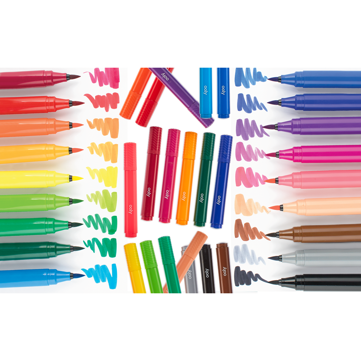 Big Bright Brush Washable Markers 18 Pack