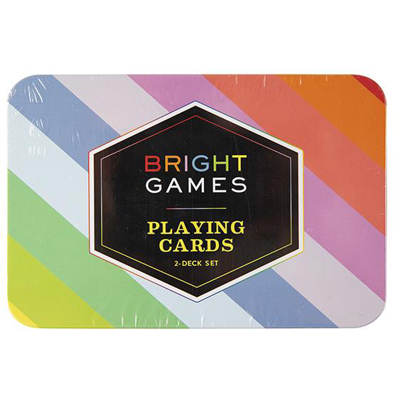 Bright Games Playing Cards