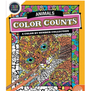 Colour by Numbers - Animals