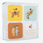 Dream World Matching Card Game - Memory