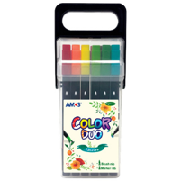 Duo Colours 12 Pack