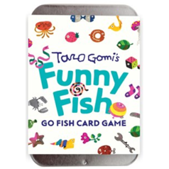 Go Fish Card Game - Funny Fish