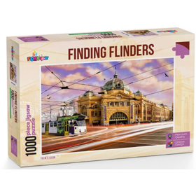 Jigsaw Puzzle 1000 Piece- Finding Flinders
