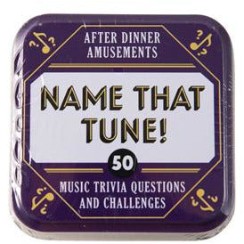 Name That Tune - Music Trivia