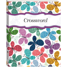 Flexibound Butterflies Crossword Book