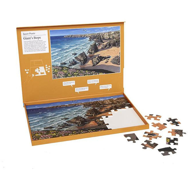 Jigsaw Puzzle 63 Piece - Giant Steps