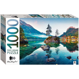 Jigsaw Puzzle 1000 Piece- Hintersee Lake, Germany