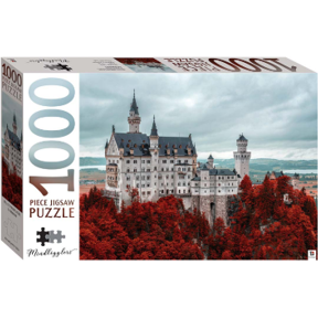 Jigsaw Puzzle 1000 Piece- Neuschwanstein Castle Germany