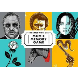 Movie Memory Game - Little White Lies