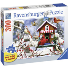 Jigsaw Puzzle 300 Piece - The Lodge