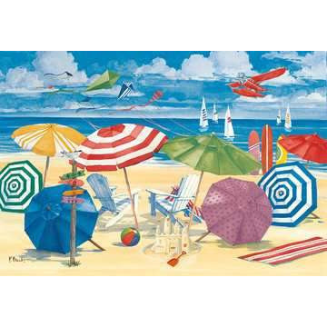 Jigsaw Puzzle 300 Piece Large Format- Meet Me At The Beach