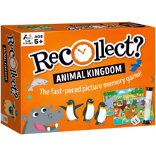 Recollect Game - Animal Kingdom