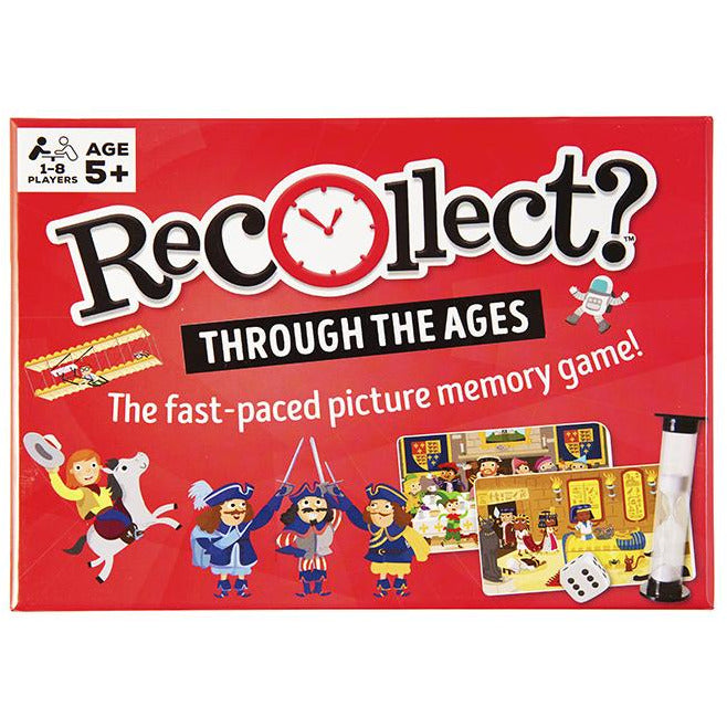Memory Game - Recollect Picture