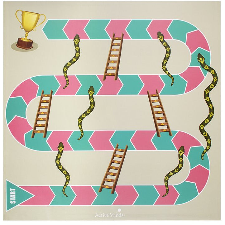 Snakes & Ladders and Ludo