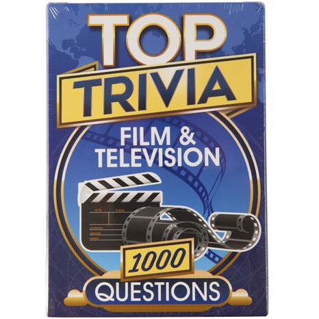 Top Trivia - TV and Film