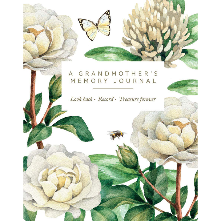 Grandmothers Memory Journal
