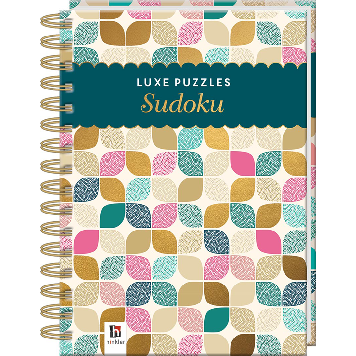 Luxe Puzzles Sudoku