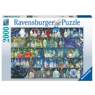 Jigsaw Puzzle  2000 Piece- Poisons and Potions