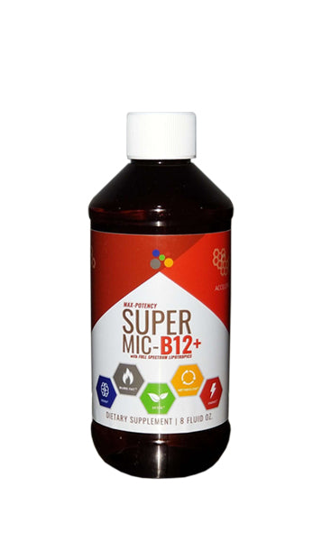 SUBSCRIBE & SAVE: Super MIC B12+ One Bottle - 16 Shots
