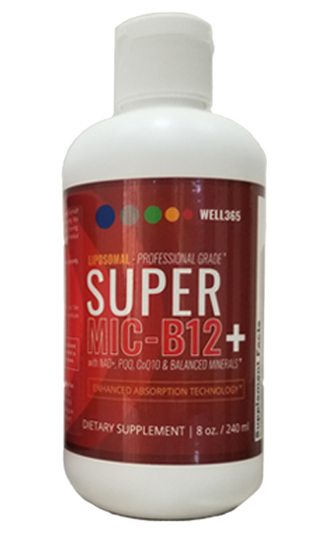 Super MIC B12+ One Bottle - 30 Shots