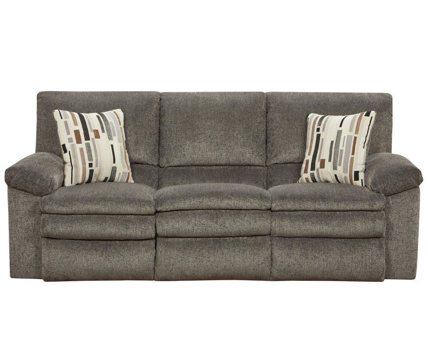 Catnapper Furniture Tosh Power Reclining Sofa in Pewter/Caf�� 61271/1405-38/2500-29 image