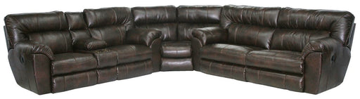 Catnapper Nolan 3-Piece Power Recline Sectional in Godiva image