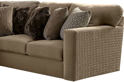 Jackson Furniture Carlsbad RSF Section in Carob 3301-72/1410/19/1411/19 image