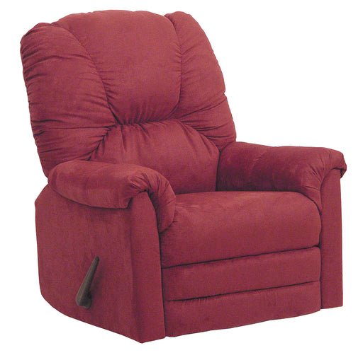 Catnapper Winner Rocker Recliner in Sangria image