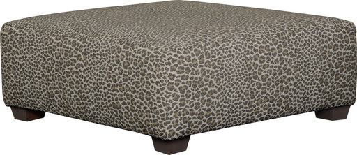 Jackson Havana Cocktail Ottoman in Charcoal 4350-28 image