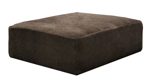 "Jackson Furniture Mammoth 51"" Cocktail Ottoman in Chocolate 437628 image"