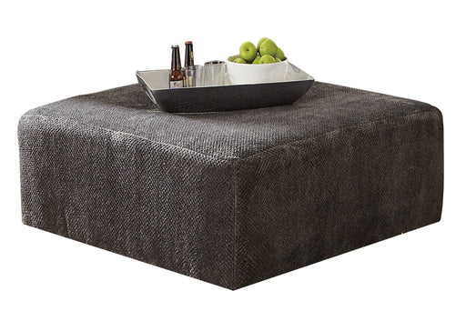 "Jackson Furniture Mammoth 40"" Cocktail Ottoman in Smoke 437612 image"
