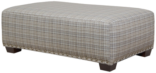 Jackson Furniture Newberg Cocktail Ottoman in Winter 442128 image