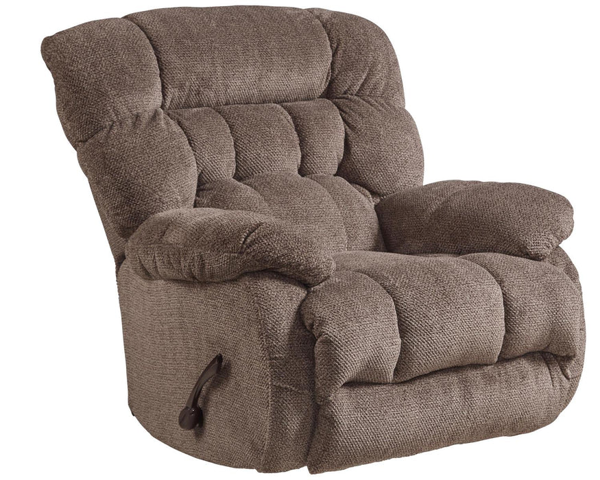 Catnapper Daly Power Lay Flat Recliner in Chateau image