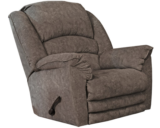 Catnapper Rialto Chaise Rocker Recliner in Steel 4775-2 image