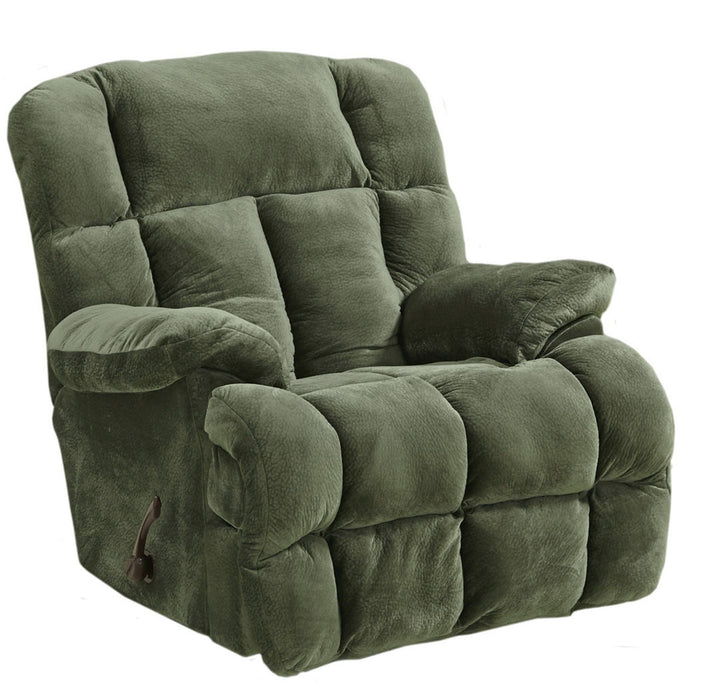 Catnapper Cloud 12 Rocker Recliner in Sage image