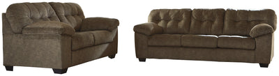 Accrington Signature Design 2-Piece Living Room Set