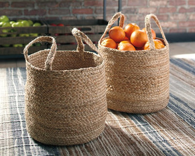 Brayton Signature Design by Ashley Basket Set of 2