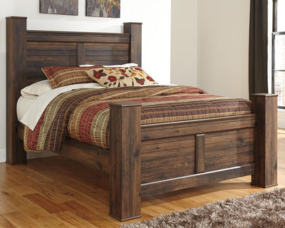 Quinden Signature Design by Ashley Bed