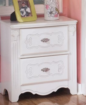 Exquisite Signature Design by Ashley Nightstand