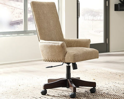 Baldridge Signature Design by Ashley Desk Chair