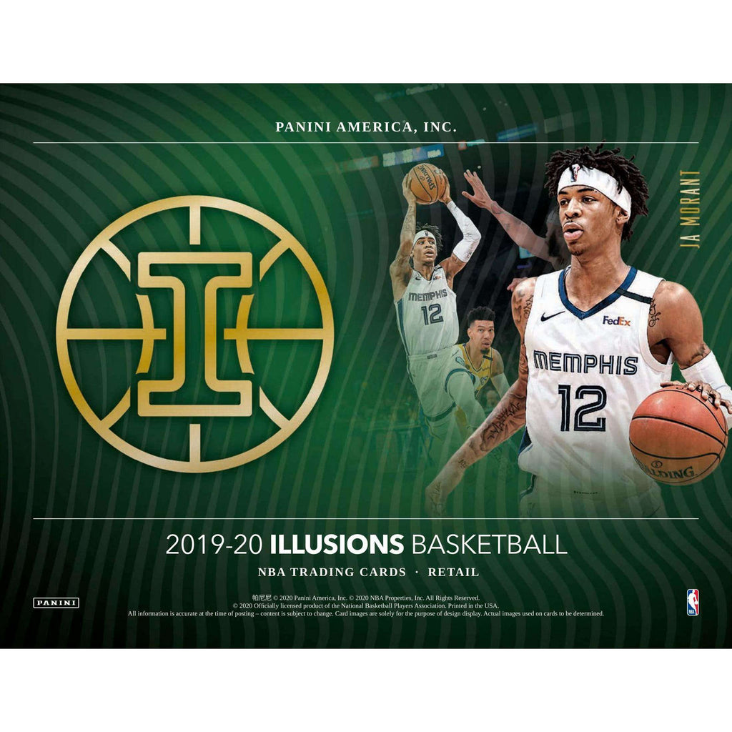 2019-20 ILLUSIONS BASKETBALL VALUE PACK