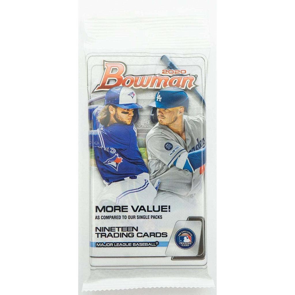 2020 BOWMAN BASEBALL JUMBO FAT PACK