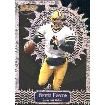 1999 PACIFIC REVOLUTION FOOTBALL HOBBY STACK