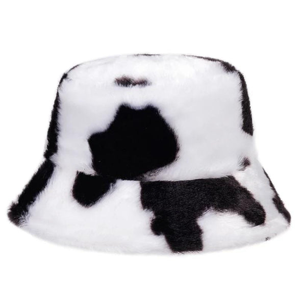 Moo Fur Hat