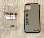 CLEAR VIBES CASE