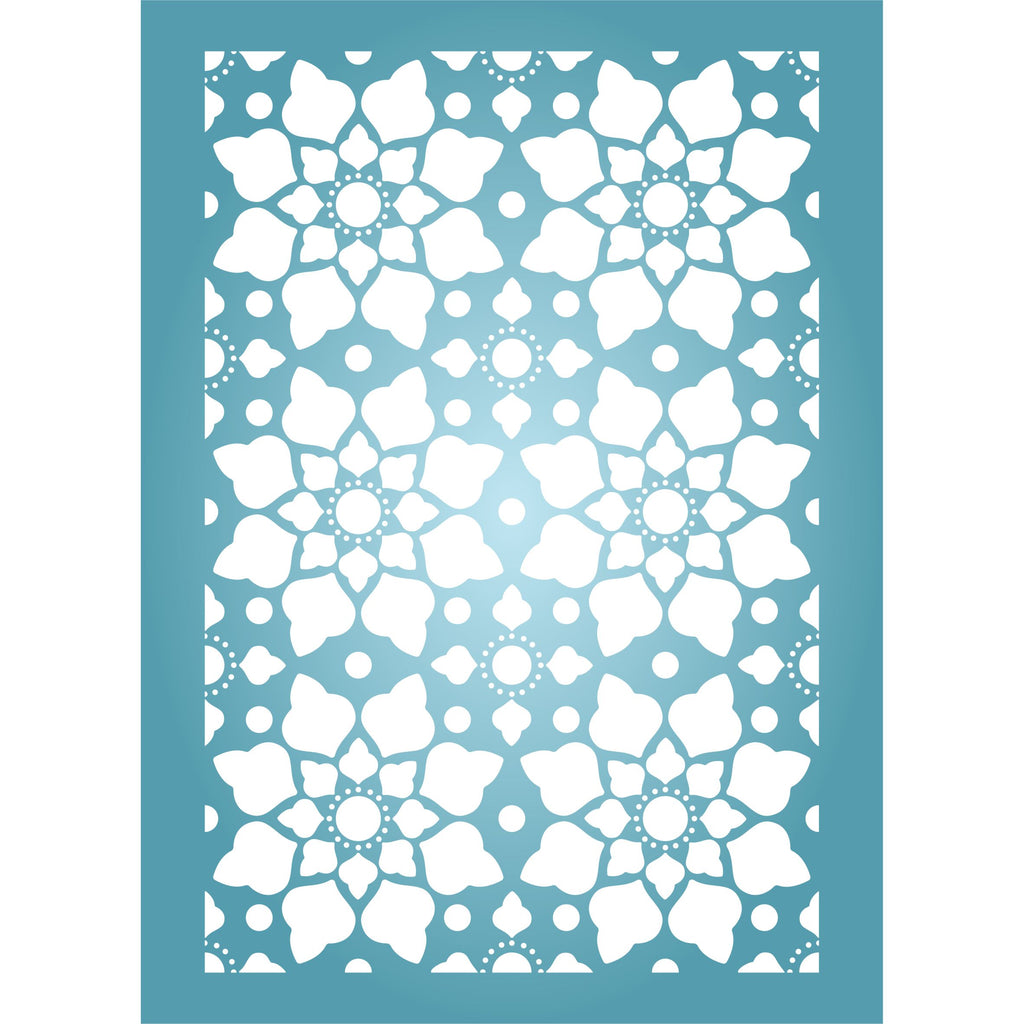 Tile Layering Stencil