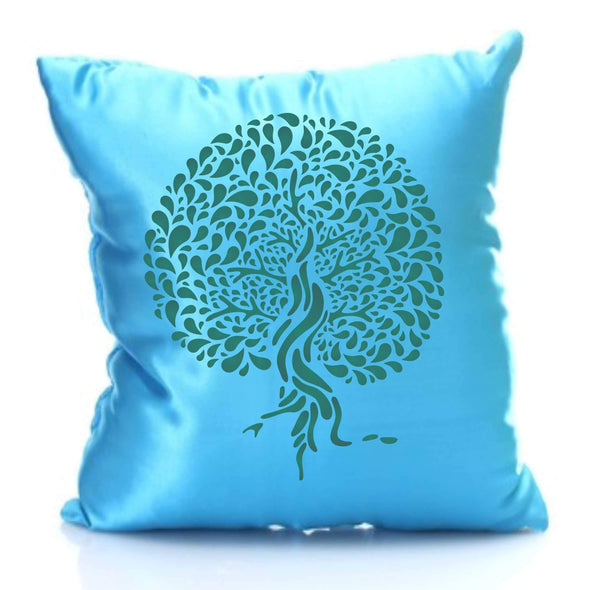 Stylized Tree Stencil