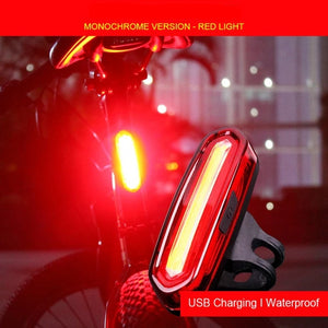 Bike Taillight / headlight Waterproof Led light