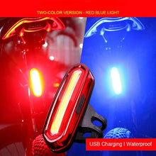 Load image into Gallery viewer, Bike Taillight / headlight Waterproof Led light